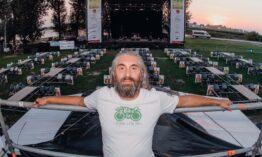 Intervista a Fulvio De Rosa. Il Live Club di Trezzo non e' solo musica. Fulvio dice e dimostra la sua.