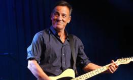 Bruce Springsteen non era ubriaco.